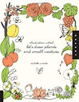 Free Illustration School: Let's Draw Plants and Small Creatures Ebooks & PDF Download