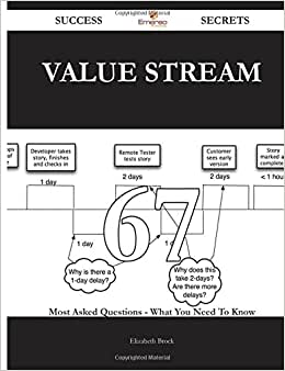 Value Stream 67 Success Secrets - 67 Most Asked Questions On Value Stream - What You Need To Know