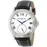 Raymond Weil Men's 9578-STC-00300 Tradition Analog Black Dress Watch