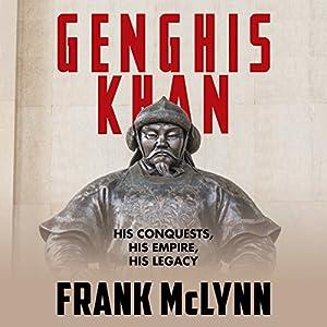 Genghis Khan Audiobook