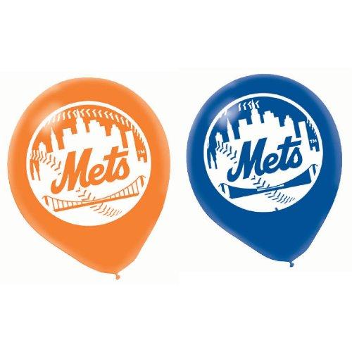 amscan-new-york-mets-major-league-baseball-printed-latex-party-balloons-12-orange-blue