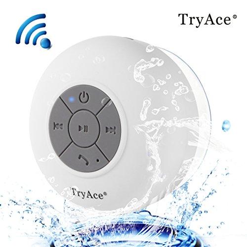 tryacerwireless-bluetooth-waterproof-shower-speaker-dedicated-suction-cup-for-showers-bathroom-pool-