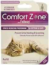 Farnam Comfort Zone with Feliway Cat Feline Stress Relief 48 ml REFILL