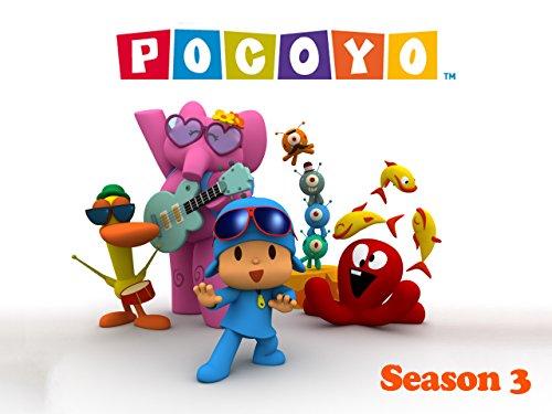Pocoyo, Season 3: Let's Go Pocoyo