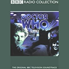 Doctor Who: Slipback  by Eric Saward Narrated by Colin Baker, full cast