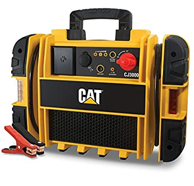 CAT (CJ3000) 2000 Peak Amp Jump Starter