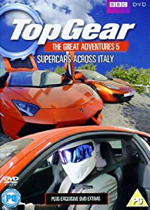 top gear the great adventures vol 5 supercars across. Black Bedroom Furniture Sets. Home Design Ideas