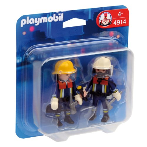 Playmobil Fire Rescue Squad front-1059247