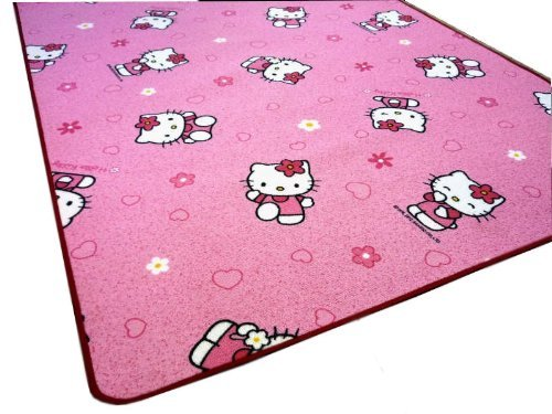 g stig online shoppen spielteppich hello kitty sanrio. Black Bedroom Furniture Sets. Home Design Ideas