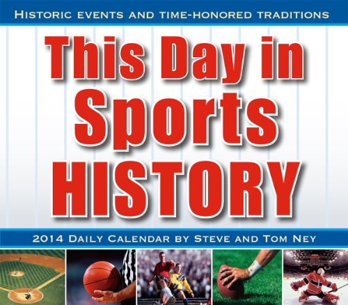 This Day in Sports History 2014 Boxed/Daily (calendar)
