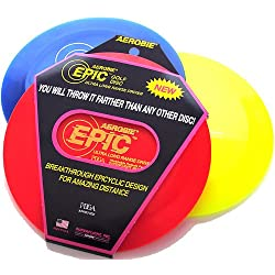 Funny product Aerobie Epic Golf Disc (Color May Vary)