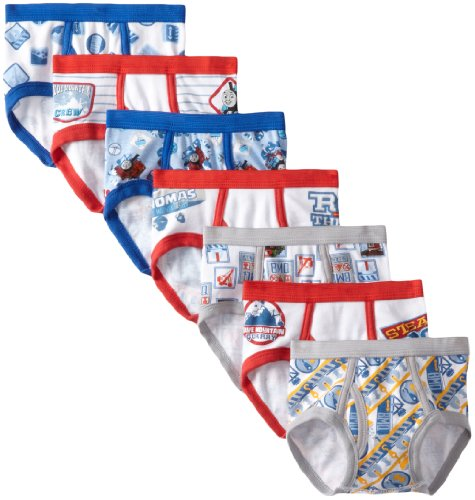 Thomas the Train Toddler Boys Briefs 7 Pair Pack