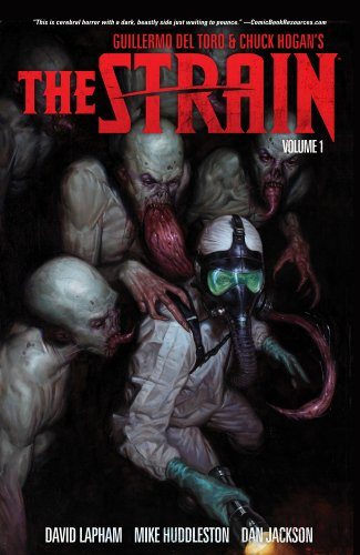 Graphic Novel Spotlight – The Strain, Currently On Sale