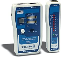 TRENDnet Cable Tester 10/100 COAX and TP ( TC-NT2 )