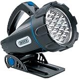 Draper 05176 19 LED Rechargeable Lamp