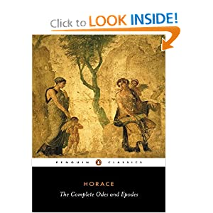 The Complete Odes and Epodes: with the.