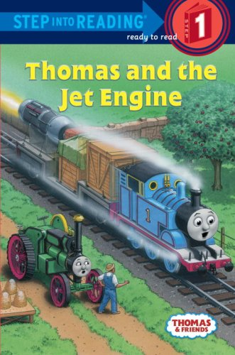 Thomas and Friends: Thomas and the Jet Engine (Step Into Reading - Level 1 - Paperback)