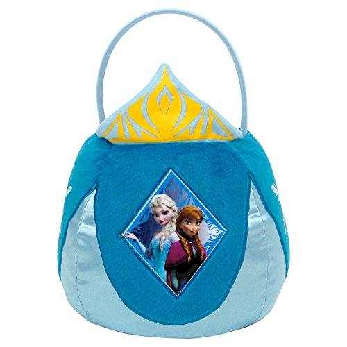 Disney's Frozen Anna and Elsa (Frozen Trick Or Treat Bag)