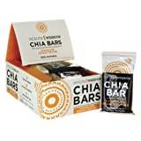 Health Warrior Chia Bar, Chocolate Peanut Butter, 0.88 Ounce (Pack Of 15)