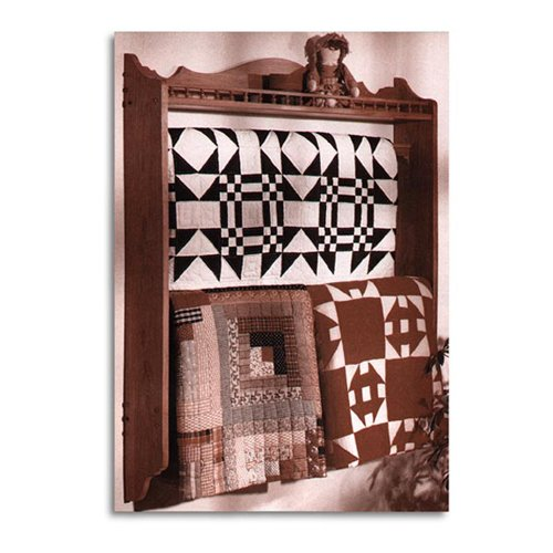 Quilt Showcase: Downloadable Woodworking Plan