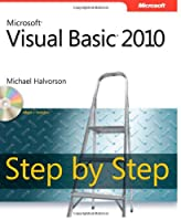 Microsoft Visual Basic 2010 Step by Step Front Cover