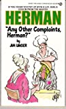 Any Other Complaints? (Signet) (0451136322) by Unger, Jim