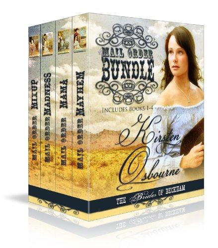 Kirsten Osbourne - Brides of Beckham: The First Four Books