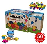 Mr Men Complete Collection 50 Book Box Gift Set by Roger Hargreaves (2014 Edition) (Paperback) Roger Hargreaves