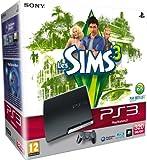 echange, troc Console PS3 320 Go noire + Les Sims 3