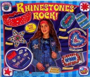 Rhinestones Rock!