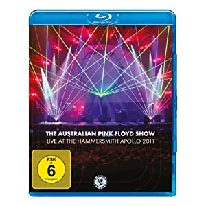 Cover Album The Australian Pink Floyd   Live at Hammersmith Apollo 2011 (2011) [Blu ray 720p]