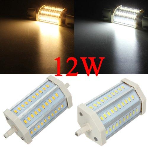 R7S 12W 900Lm Cool/Warm White 30 Smd 5630 Led Light Bulbs 85-265V