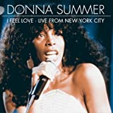 Donna Summer I Feel Love - Live from..