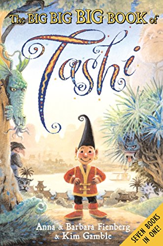 Image for The Big Big Big Book of Tashi (Tashi series)