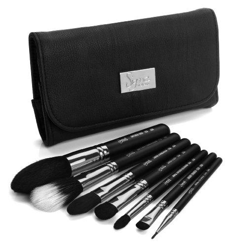 Sigma Beauty Premium Travel Kit - Stylish in Black