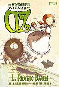 "Cover of ""The Wonderful Wizard of Oz (Gra..."