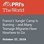France's 'Jungle' Camp Is Burning—and Many Teenage Migrants Have Nowhere to Go | The World Staff