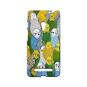 BLUEDIO Designer Printed Back case cover for Asus Zenfone 5 - G2949