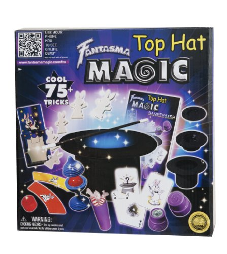 Theatrix Exclusive Magic Hat Magic Tricks Childrens ...