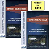 img - for Series 7 Course Textbook and Final Exam Book (Updated for 2012) (Registered Representative Stockbroker) book / textbook / text book