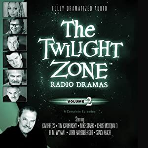 The Twilight Zone Radio Dramas, Volume 2 Radio/TV