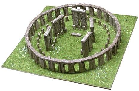 Maquette en céramique - Stonehenge, Angleterre