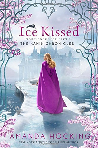 Ice Kissed (The Kanin Chronicles) by Amanda Hocking (2015-05-05) (Ice Kissed compare prices)