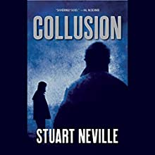 Collusion Audiobook by Stuart Neville Narrated by Gerard Doyle