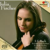 J.S. Bach: Sonatas and Partitas for Solo Violin, BWV 1001-1006