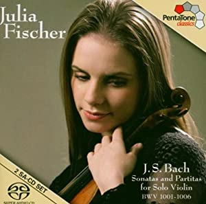 Bach - Partitas and Sonatas for Solo Violin, BWV1001-6