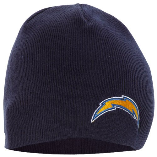 Nfl San Diego Chargers '47 Brand Beanie Knit Hat (Light Navy, One Size)