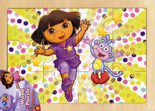 Amazon.ca: Dora the Explorer - Puzzles: Toys & Games