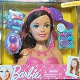 Barbie Brunette Styling Head