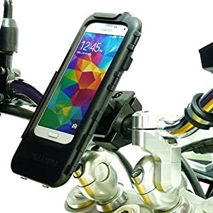 GIVI support universel S957B pour iPhone 6+ galaxy S5 S6 note moto scooter